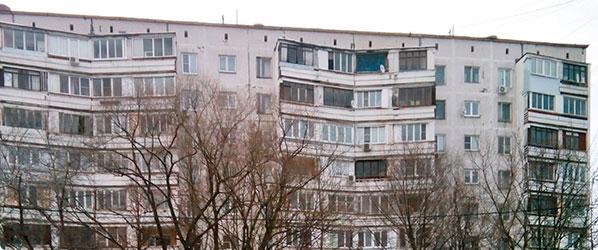 Демонтаж остекление балконов и лоджий 515.
