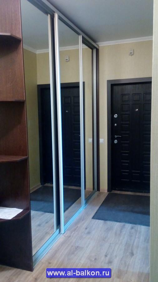 Шкаф в прихожую - посмотреть примеры работ
