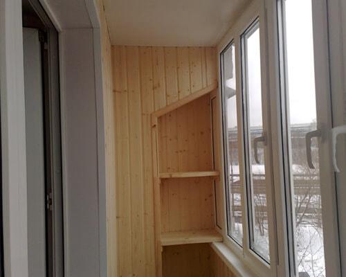 Утепление балконов и лоджий - зачем это нужно и как это прои.