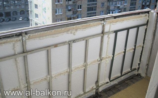 Балконы фото своими руками