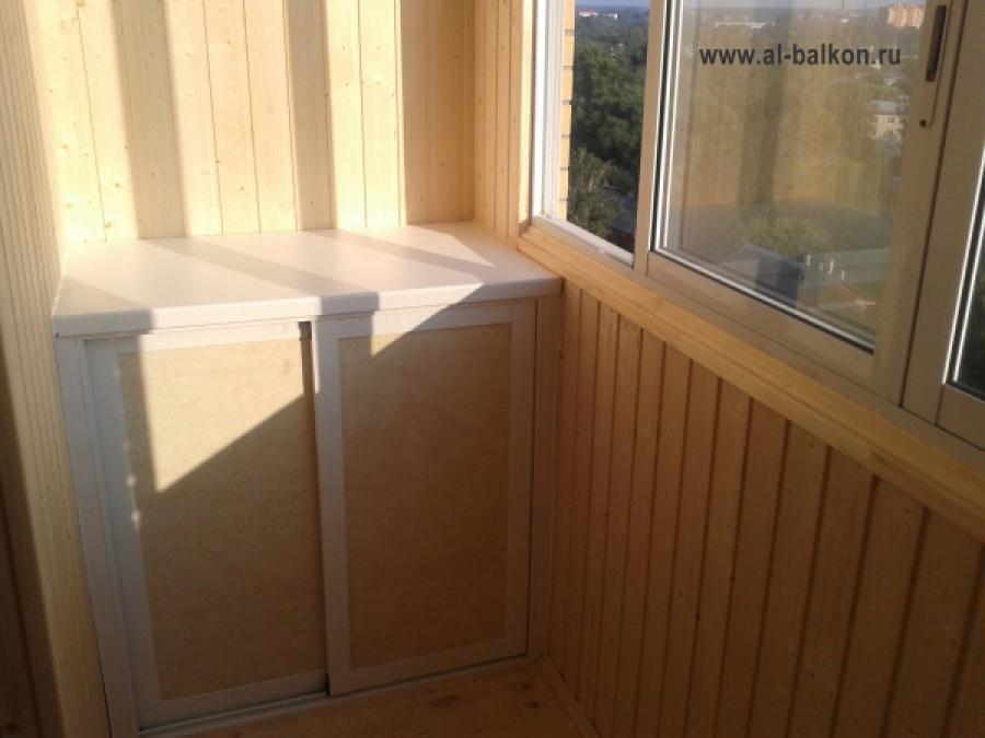 Остекление и отделка балконов в балашихе. - страница 2.