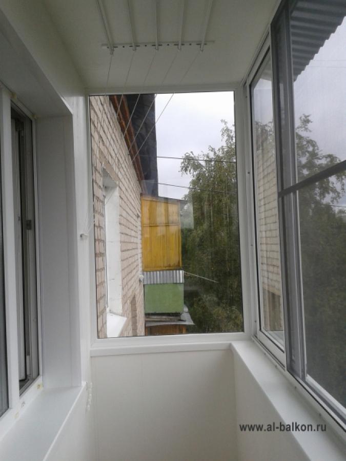 Остекление балконов в королеве - страница 2.