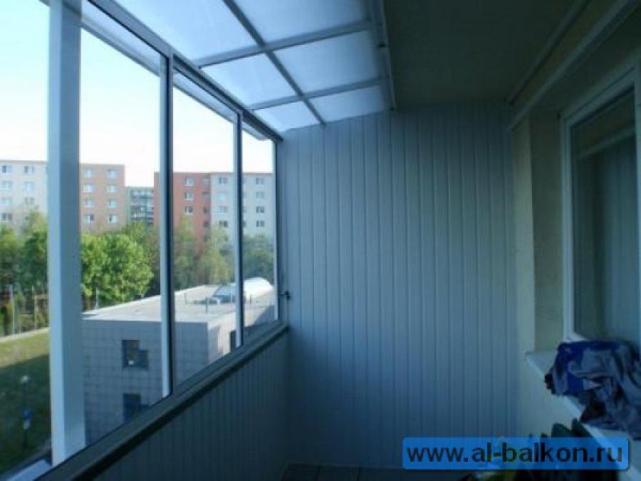Остекление и отделка балконов в ювао..