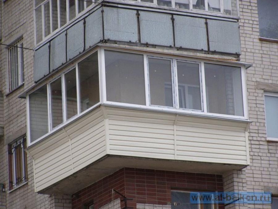 Чем отличается балкон от лоджии, какой должна быть ширина ба.