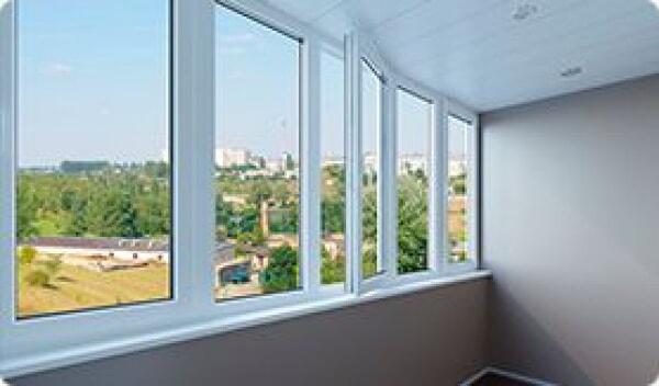 Остекление и отделка балконов и лоджий. внутренняя отделка.